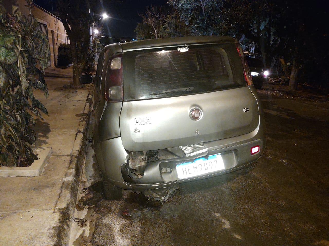 Fiat Uno.