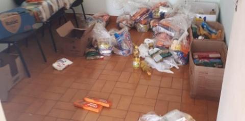 Fundo Social da região é invadido e tem alimentos furtados
