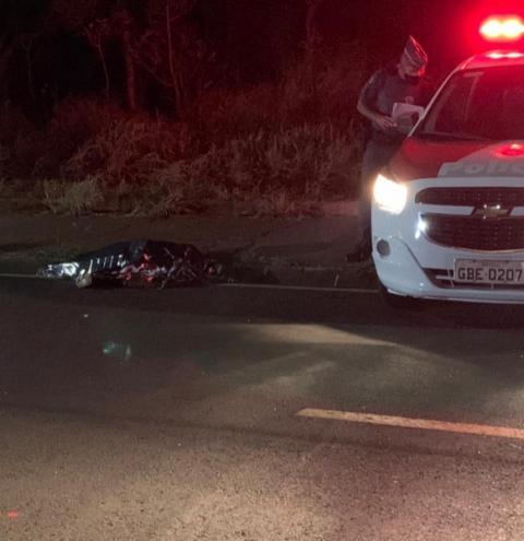 Mulher morre atropelada no Jardim das Hortênsias em Araraquara