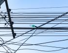 Imóvel Comercial tem fiação elétrica furtada