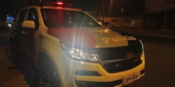 Motorista de aplicativo encontra carro roubado