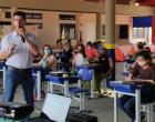 Educação de Trabiju promove capacitação aos professores e se prepara para a volta às aulas