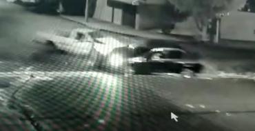Câmera flagra acidente impressionante no Jardim Martinez em Araraquara