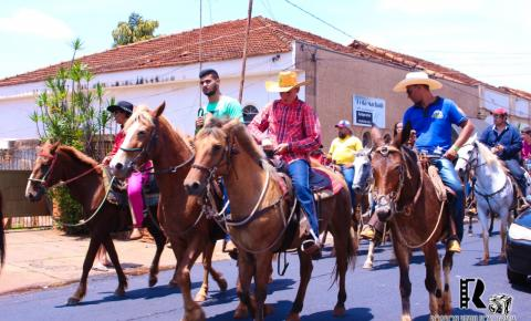 Cavalgada de Nossa Senhora Aparecida é tradição em Rincão há 18 anos