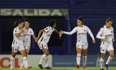 Guerreiras Grenás vencem o América de Cali e conquistam a Libertadores pela 2ª vez