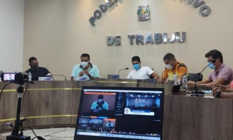 Câmara de Trabiju vota projeto para criar mais oportunidades de trabalho