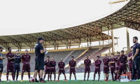 Ferroviária encara o Corinthians no retorno do Campeonato Paulista