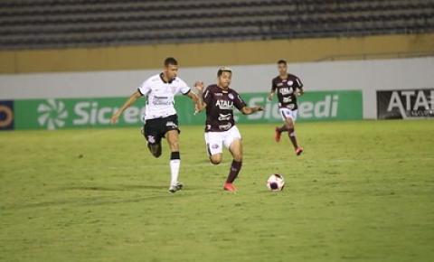 Ferroviária vence o Corinthians de virada na Arena da Fonte