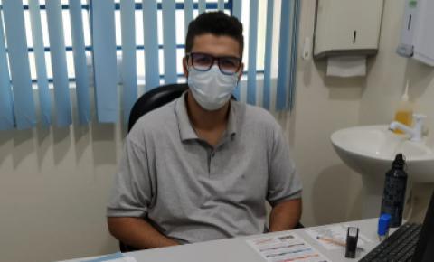 Novo médico especialista começa a atender na Saúde de Trabiju
