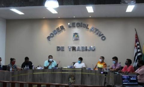 Câmara de Trabiju vota projeto de reestruturação do CACS-FUNDEB