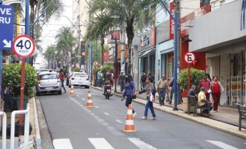 Comércio de Araraquara poderá funcionar com horário estendido por mais uma semana