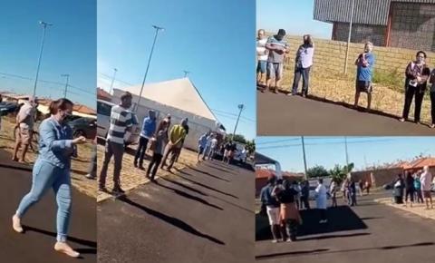 Vereadora pede melhorias em estrutura de vacinação em UPA de Araraquara