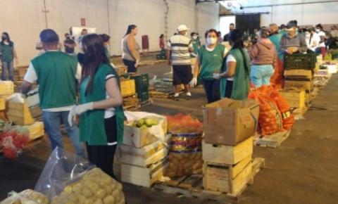 Voluntários criticam falas de Edinho Silva sobre distribuição de alimentos