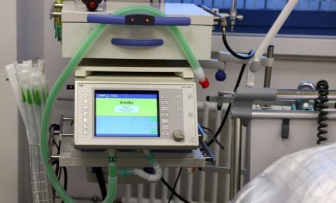 Paciente com coronavírus aguarda em Boa Esperança por vaga em UTI
