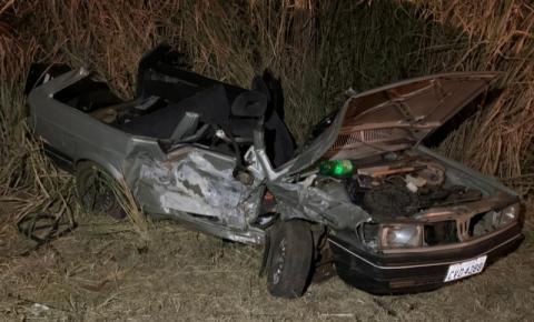 Acidente gravíssimo deixa 8 vítimas na rodovia entre Araraquara e Boa Esperança