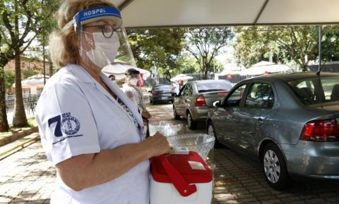 Saiba quando começa a vacinação de puérperas e pessoas com comorbidades em Araraquara