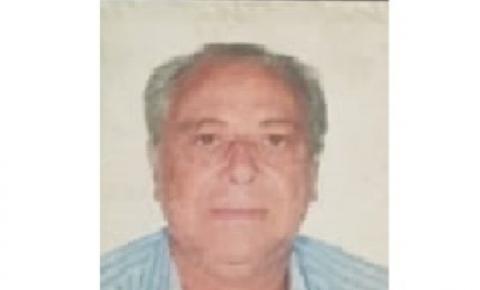 Com pesar, o Grupo Sinsef comunica o falecimento do Sr. Pedro Antonio Aparecido Bombonatto