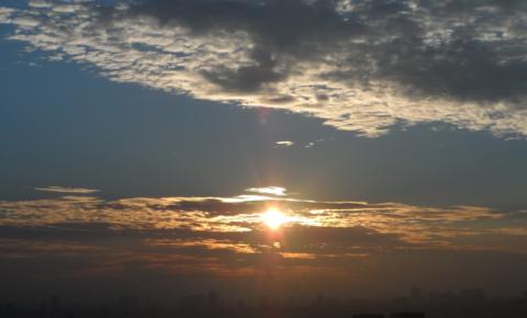 Araraquara terá mais um dia de sol com baixa umidade do ar.