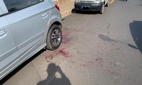 Homem é atingido com golpes de facão na cabeça no Centro de Araraquara