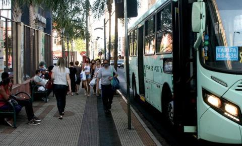 Presidente da Câmara pede sanitização nos pontos de ônibus de Araraquara