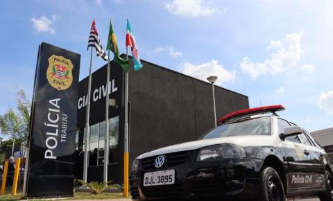 Veja fotos da nova delegacia de Polícia Civil de Trabiju