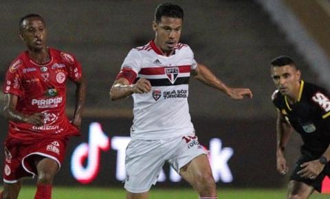 4 de Julho faz história e vence o São Paulo pela Copa do Brasil