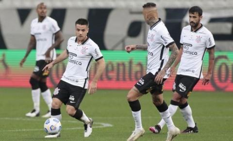 Corinthians perde para o Atlético Goianiense pela Copa do Brasil