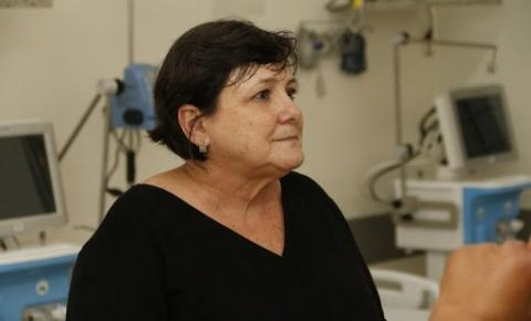 Eliana Honain será ouvida hoje pelos vereadores sobre o caso dos respiradores