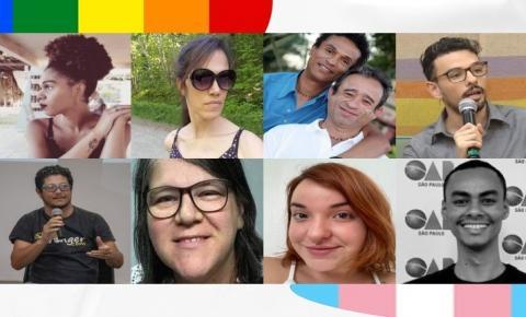 No Dia Internacional do Orgulho LGBTQIA+, convidados debatem temas em live