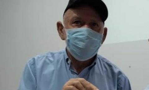 Prefeito de São Carlos, Airton Garcia é internado