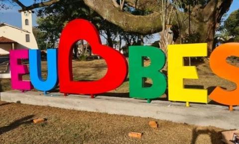 Boa Esperança do Sul ganha letreiro que estimula o amor pela cidade