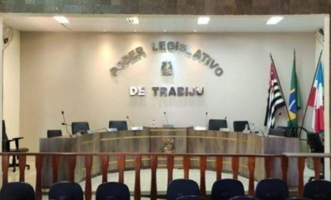 Sessão da Câmara de Trabiju volta a ser aberta ao público a partir desta terça (20)