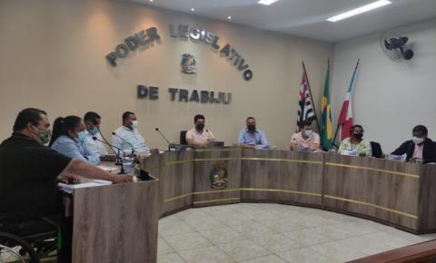 Vereadores de Trabiju aprovam pedido de abertura de CPI
