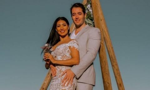 Simaria e Vicente Escrig terminam casamento após 14 anos