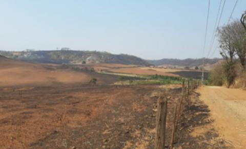 Grande incêndio em Trabiju rendeu R$ 2,4 milhões em multas após causar destruição