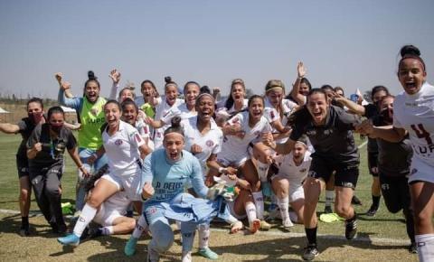Guerreirinhas  Grenás estão na semifinal do Brasileirão Feminino sub-18