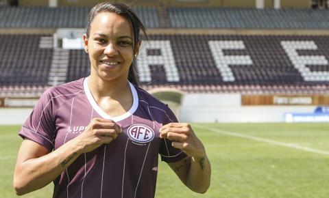 Raquel Fernandes é o novo reforço das Guerreiras Grenás