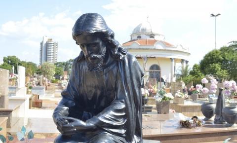 Implantação de câmeras de segurança dependem de iniciativa da administração dos cemitérios
