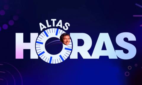Altas Horas – 28/08/2021: Karol Conká, Cléber Machado e mais