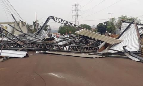 Ventania provoca queda de energia em oito cidades da região, atendidas pela CPFL