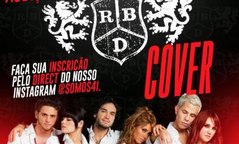 Araraquara realiza superaudição para selecionar participantes para cover do RBD