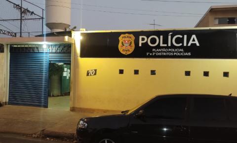 Homem é preso acusado de violência doméstica em Araraquara