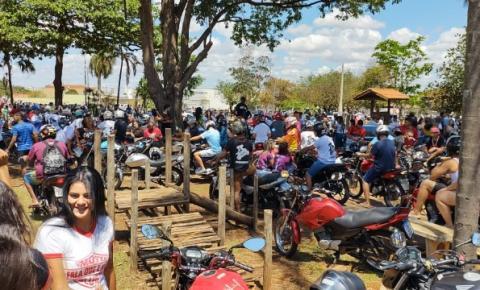 Benção das motos reúne milhares de fiéis em Araraquara