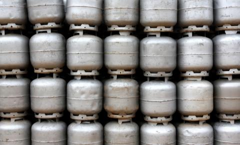 Valor do botijão de gás em Araraquara chega a R$ 123