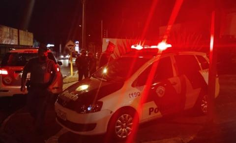 Homem leva tiro na Vila Xavier
