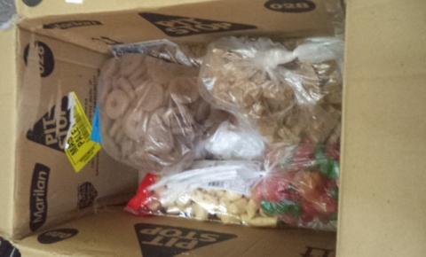 Sabor diferenciado: biscoitos recheados com cocaína e maconha são enviados por encomenda à prisão