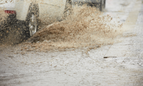 Pode chover até 80 milímetros, alerta Defesa Civil