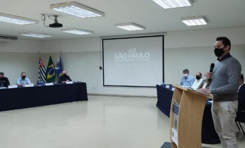Audiência debate Agrupamento Urbano Central